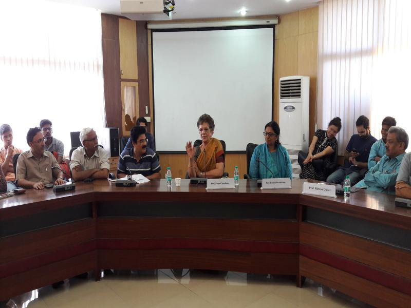Jamia - Centres - MMAJ Academy of International Studies - Introduction