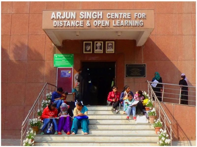 Jamia - Centres -Centre for Distance and Open Learning - Assignments