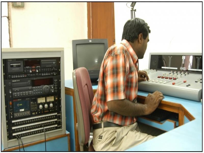 Jamia - Centres -A J K  Mass Communication Research Centre