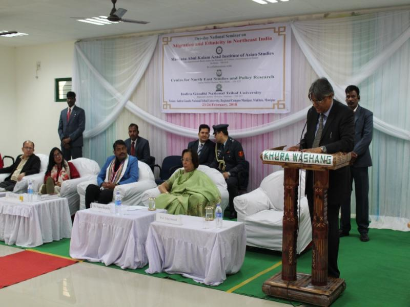 Jamia - Centres -Centre for North East Studies and Policy Research