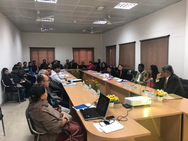 Jamia - Centres -Centre for North East Studies and Policy