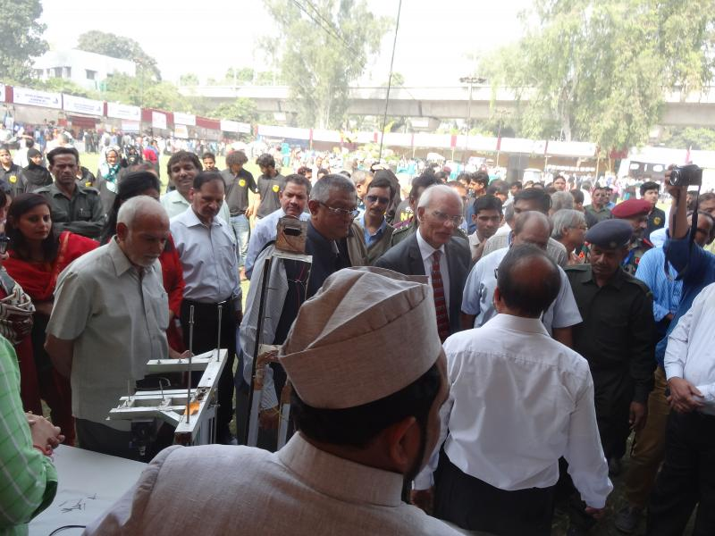 Jamia - Press Releases - Archives - A delegation from Al Imam